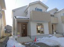 新潟市中央区大島第3-2号棟 新築分譲住宅