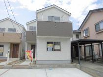 新潟市江南区うぐいす第1-3号棟 新築分譲住宅