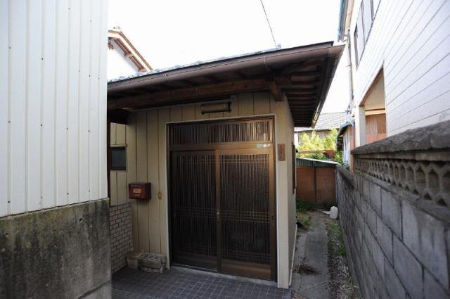 安茂里 中古住宅の外観写真