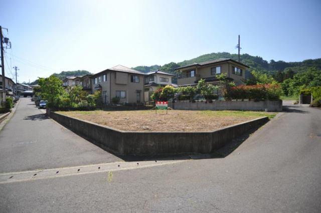 信州新町水内 土地の外観写真