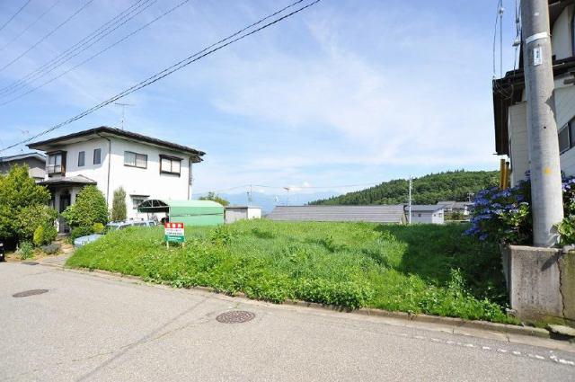 福井団地土地の外観写真