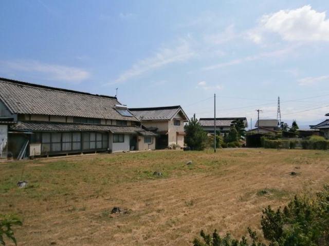 篠ノ井小松原 売土地の外観写真