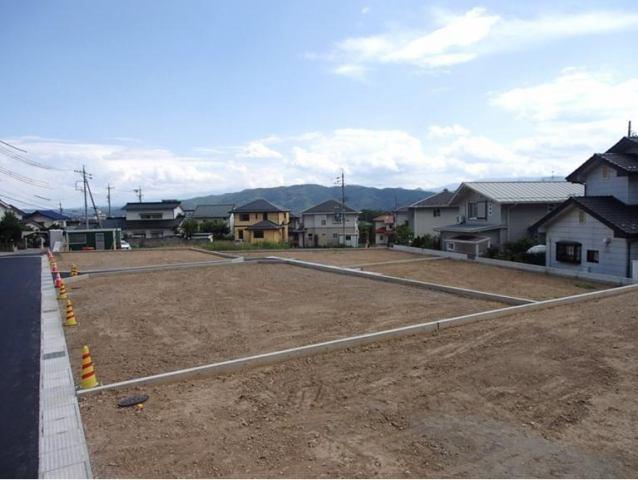 東邦ピュアコート上田 1号地の外観写真
