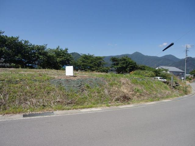 坂城町中之条 土地の外観写真
