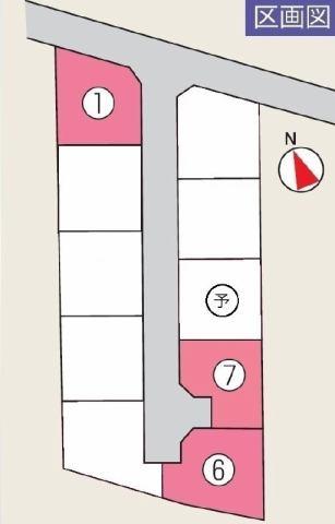 東邦ピュアタウン川合新田II 6号地の間取り