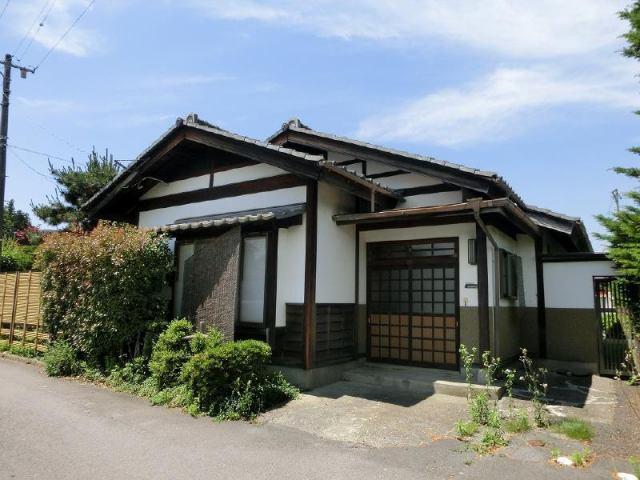 波田売中古住宅の外観写真