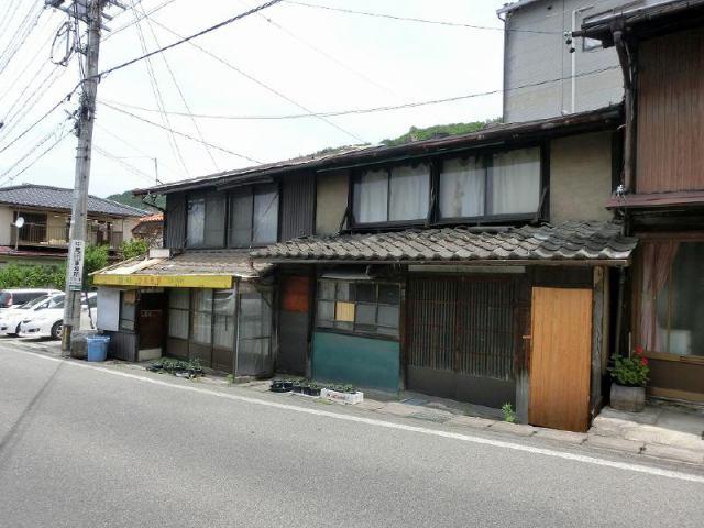 新橋売土地(古家付き)の外観写真