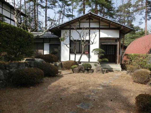 穂高有明売別荘の外観写真