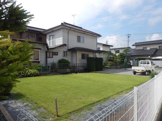 須坂市本上町 売土地の外観写真