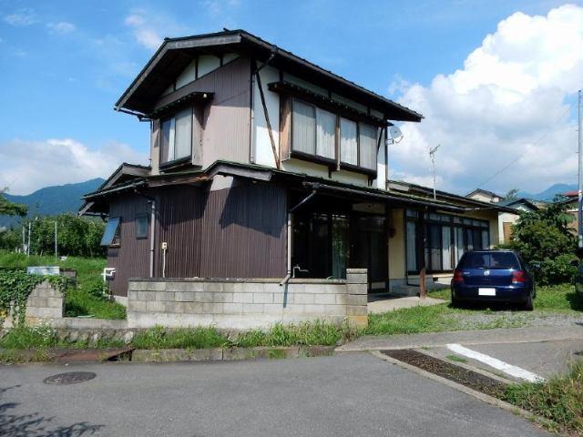 山ノ内町大字佐野中古の外観写真