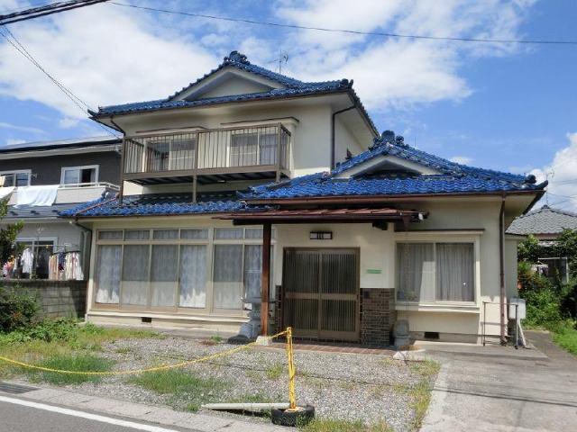 横田2丁目売中古住宅の外観写真