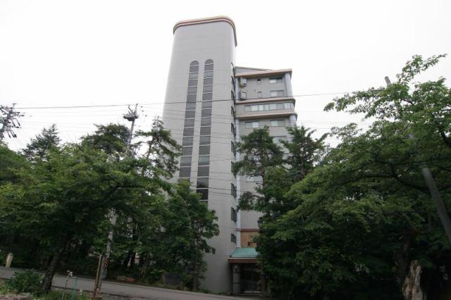 ロイヤルリゾート志賀高原の外観写真