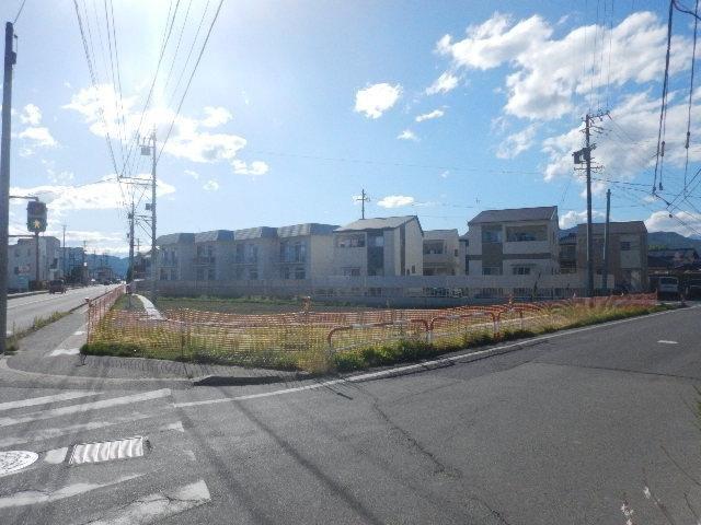 青木島町大塚 売土地の外観写真