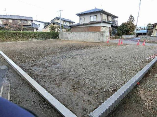 川中島町原売土地の外観写真
