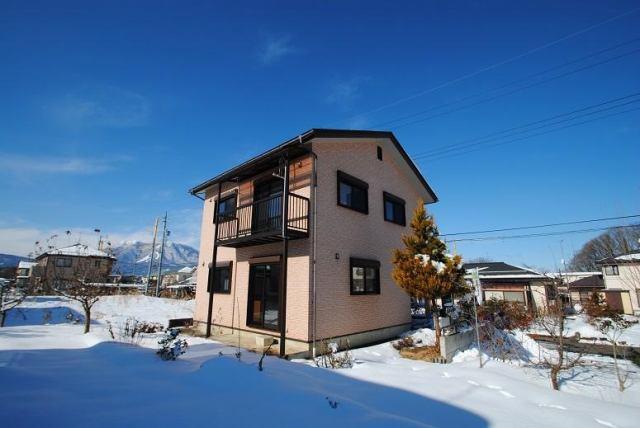 福井団地 中古住宅の外観写真