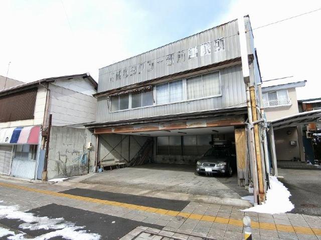 須坂市須坂(須坂駅前)土地の外観写真