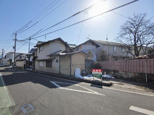 青木島町大塚土地の外観写真