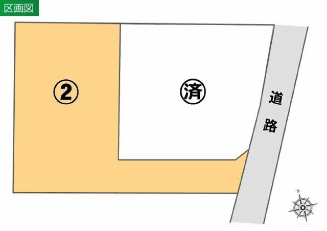 東邦ピュアコート征矢野2丁目 2号地の間取り