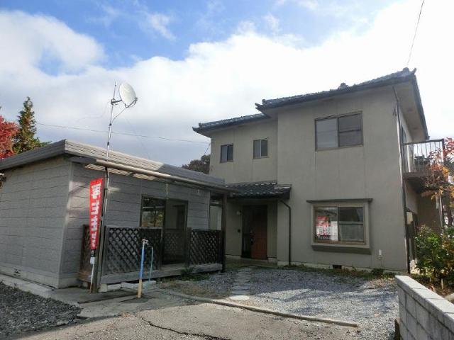 塩尻市片丘 中古住宅の外観写真