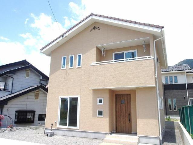 東邦ピュアコート上田 新築建売 4号棟の外観写真