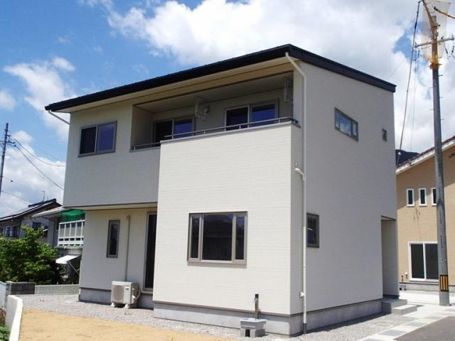 東邦ピュアコート上田 新築建売 5号棟の外観写真