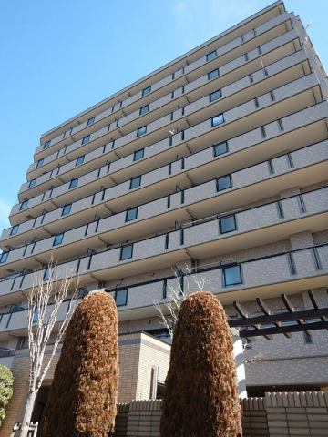 サーパス高田の外観写真