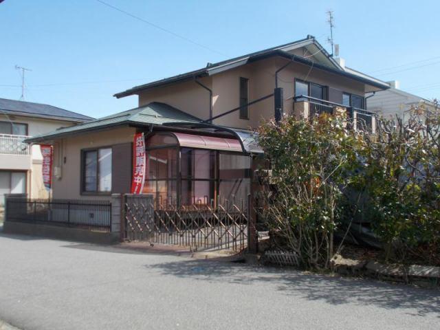 安曇野市豊科高家 中古住宅の外観写真