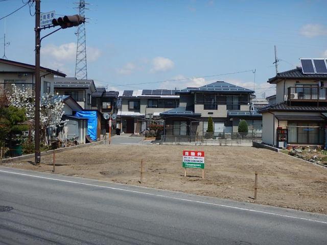 南堀 土地の外観写真