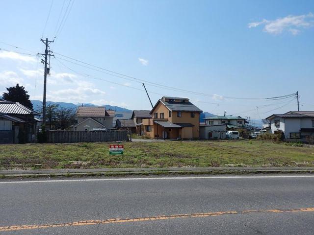 中野市岩船 事業用地の外観写真