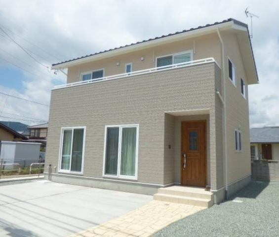 新築建売住宅 東邦ピュアコート川中島町原 1号棟の外観写真