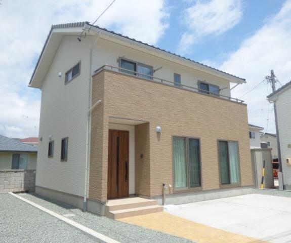 新築建売住宅 東邦ピュアコート川中島町原 2号棟の外観写真