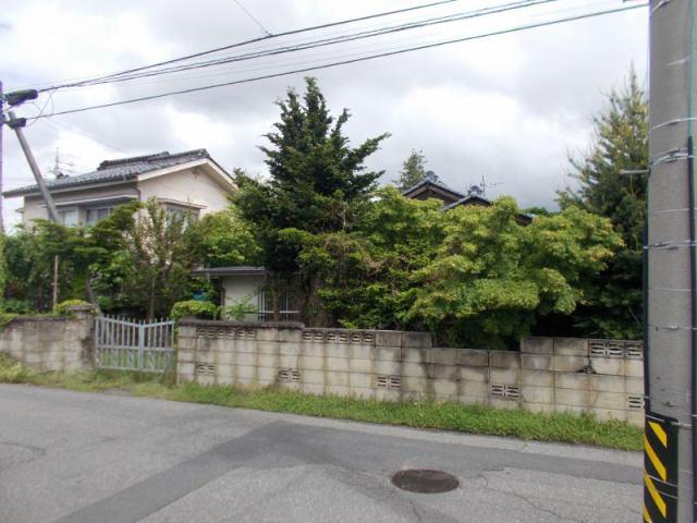 宮田 売土地の外観写真