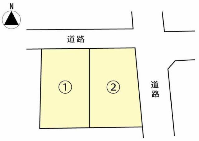 東邦ピュアコート大村 1号地の間取り