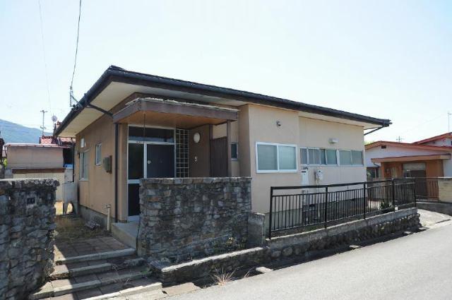 望岳台 中古住宅の外観写真