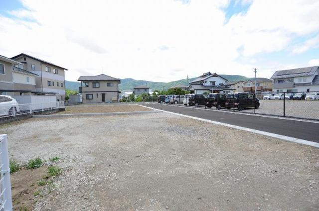 ファインコート千曲市桜堂 3号地の外観写真
