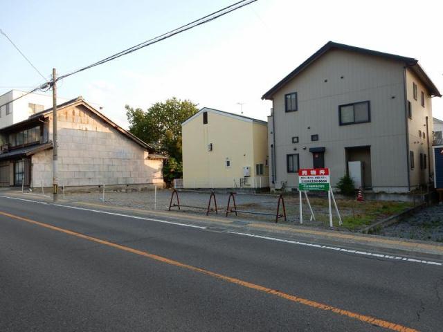 須坂市大字小山(穀町)土地の外観写真