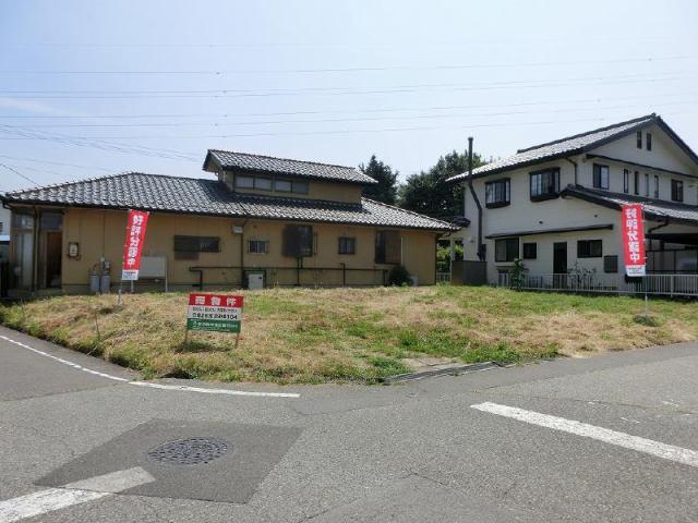 大門泉町 売土地の外観写真