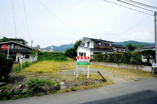 山ノ内町大字佐野土地の外観写真