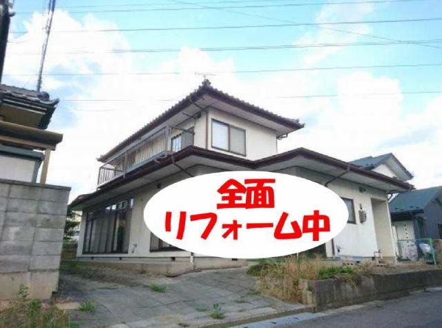 篠ノ井布施五明中古住宅の外観写真
