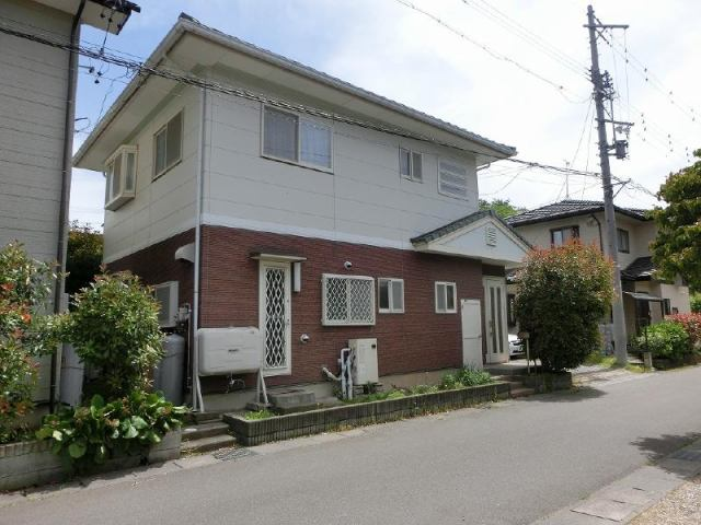 波田 中古住宅の外観写真