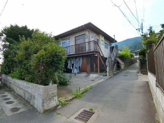 安茂里小路売土地の外観写真