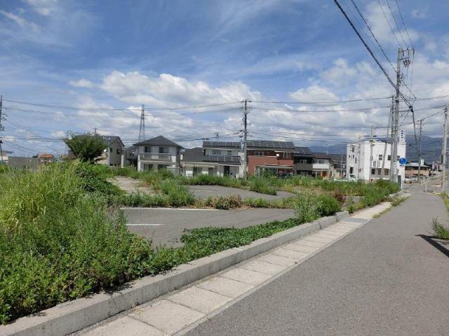 大門桔梗ヶ原売土地の外観写真