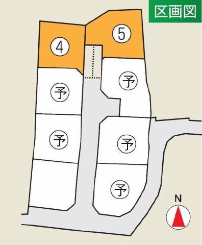 東邦ピュアコート高田II 5号地の間取り