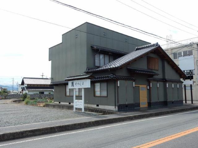 青木島町大塚店舗の外観写真