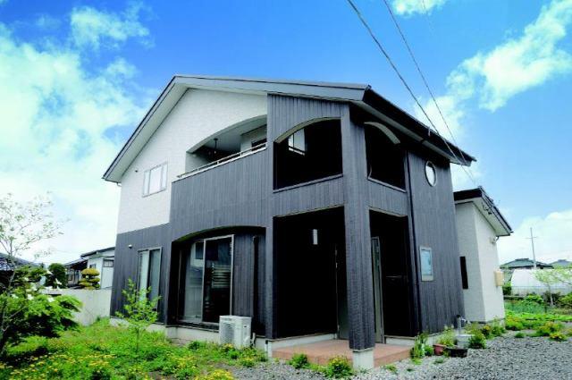 須坂市墨坂5丁目 中古住宅の外観写真