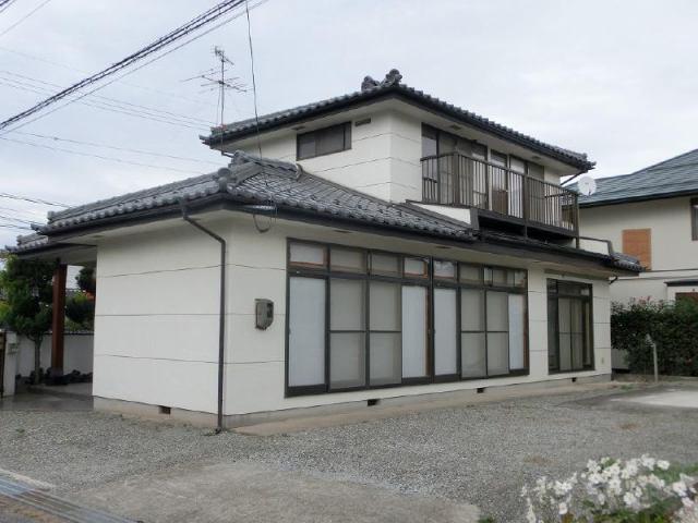 塩尻市広丘吉田 中古住宅の外観写真