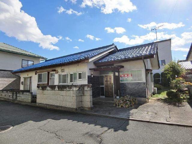 東和田平家中古住宅の外観写真