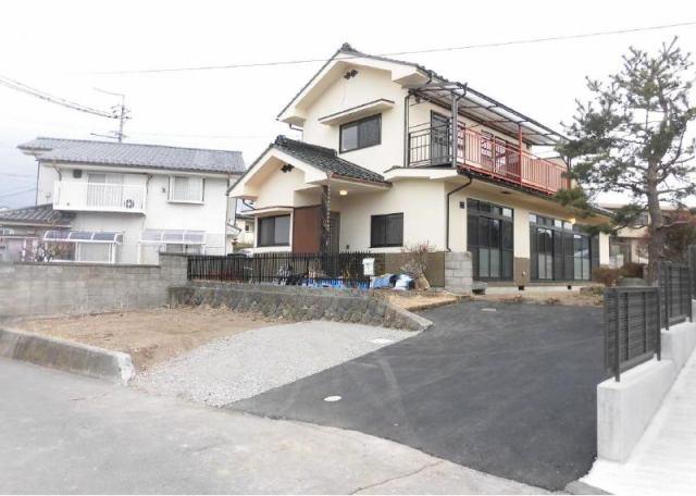 外壁屋根塗装前、植栽剪定