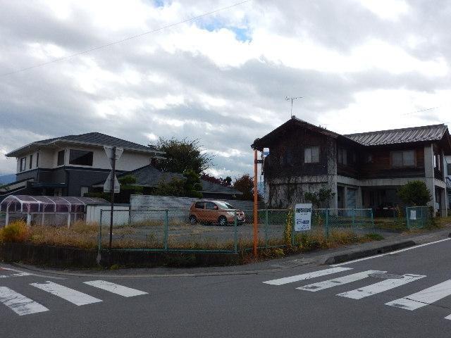 上駒沢 売土地の外観写真