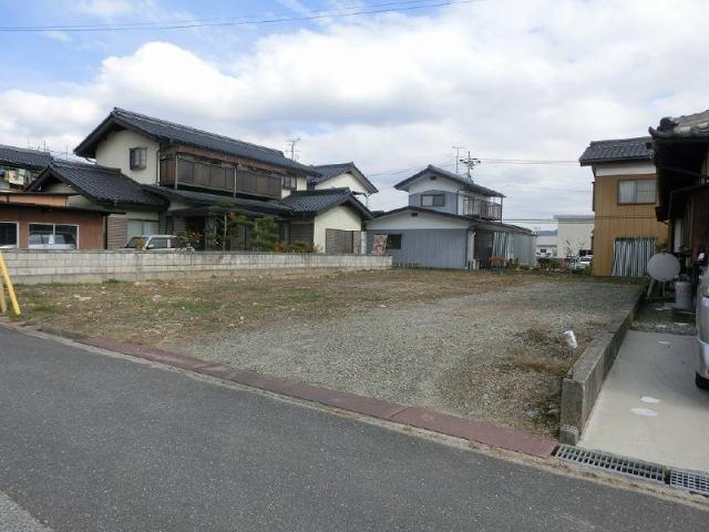松川村売土地の外観写真